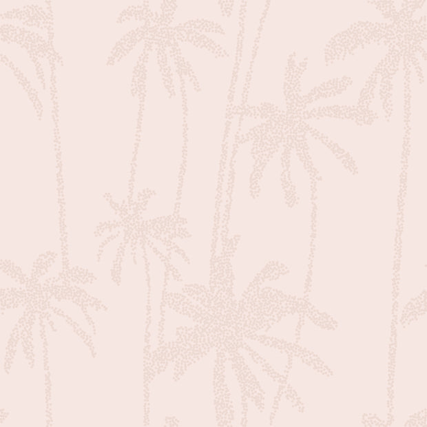 Mosaic Palms in Blush
