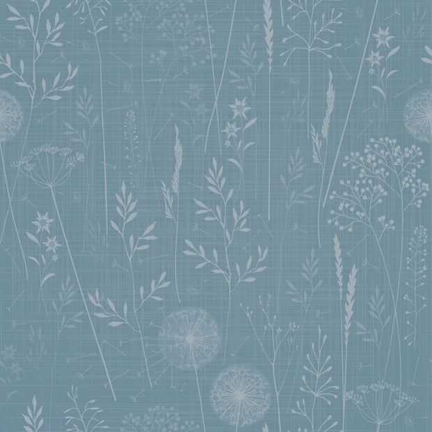 Edelweiss in Slate Blue