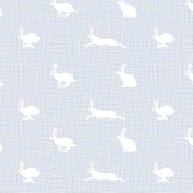 Run Rabbit Run in Cornflour Blue