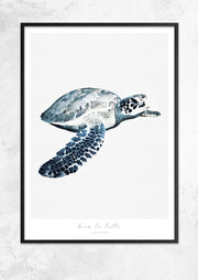 Marine Life Series - Green Sea Turtle