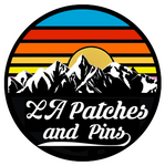 LA Patches and Pins