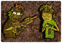 Tactical Morty Patch