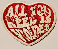 Heart Violence Patch