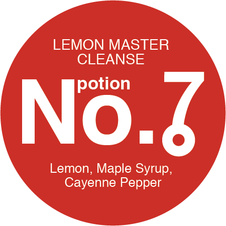 Lemon Master Cleanse
