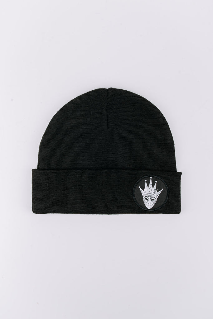 Boris Brejcha - Mask Badge Beanie