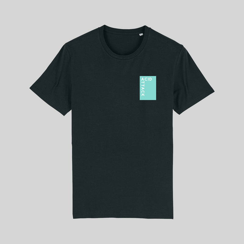Ann Clue - Acid Attack turquoise T-Shirt