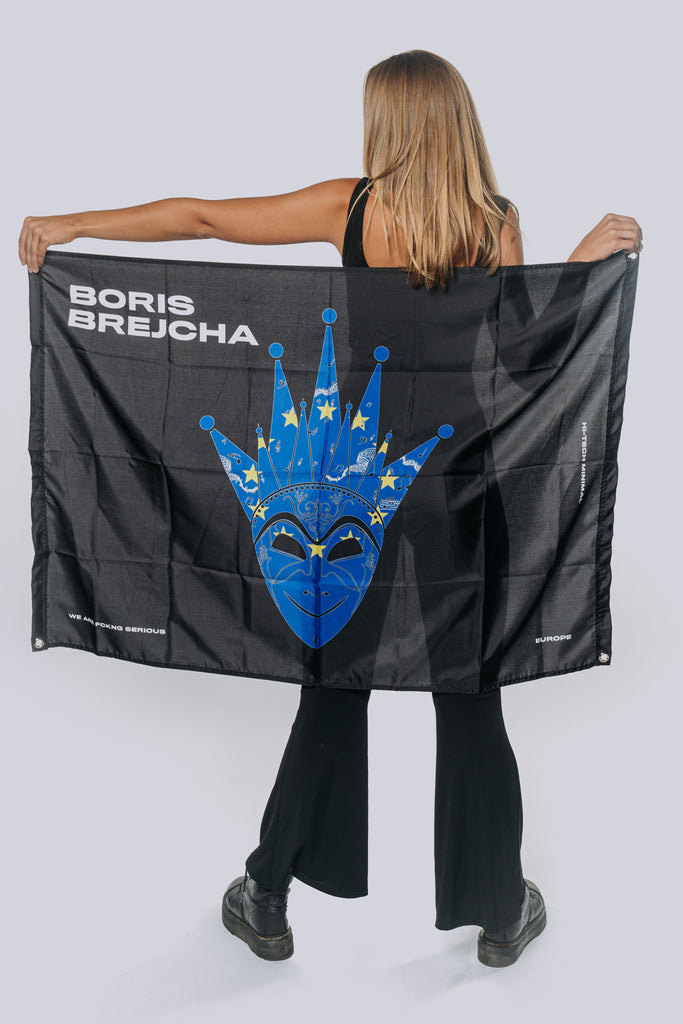 Boris Brejcha - Europe Flag