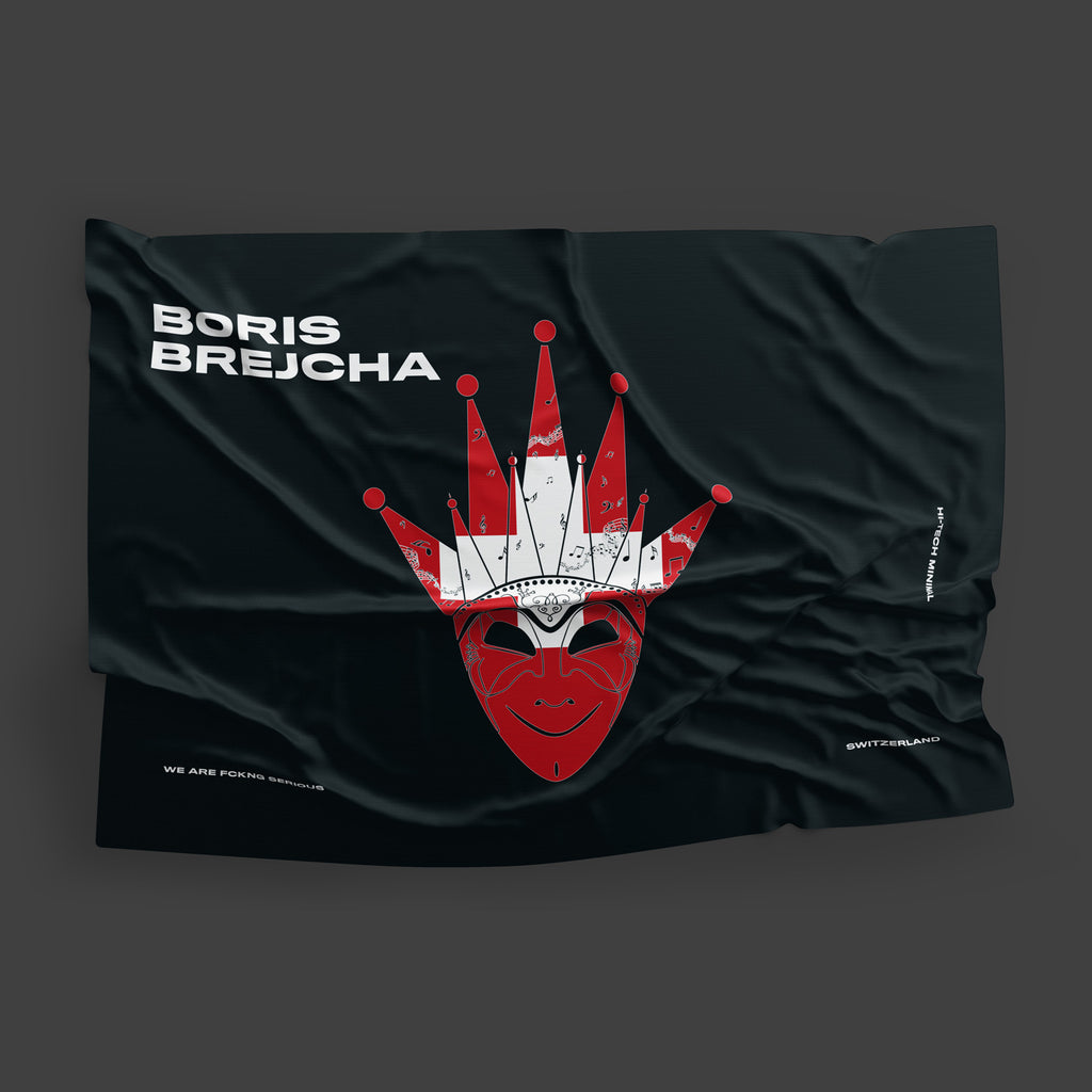 Boris Brejcha - Switzerland Flag