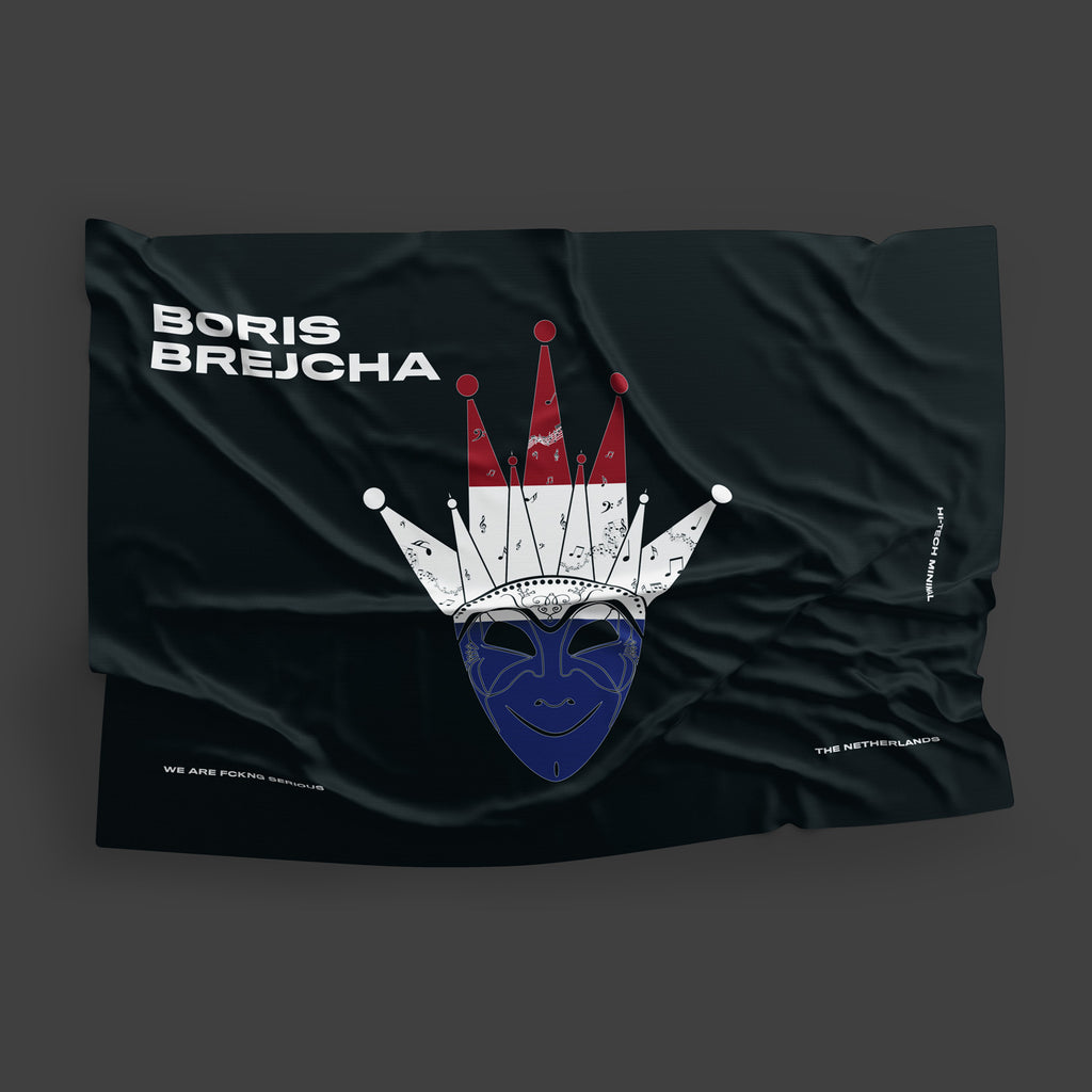 Boris Brejcha - The Netherlands Flag
