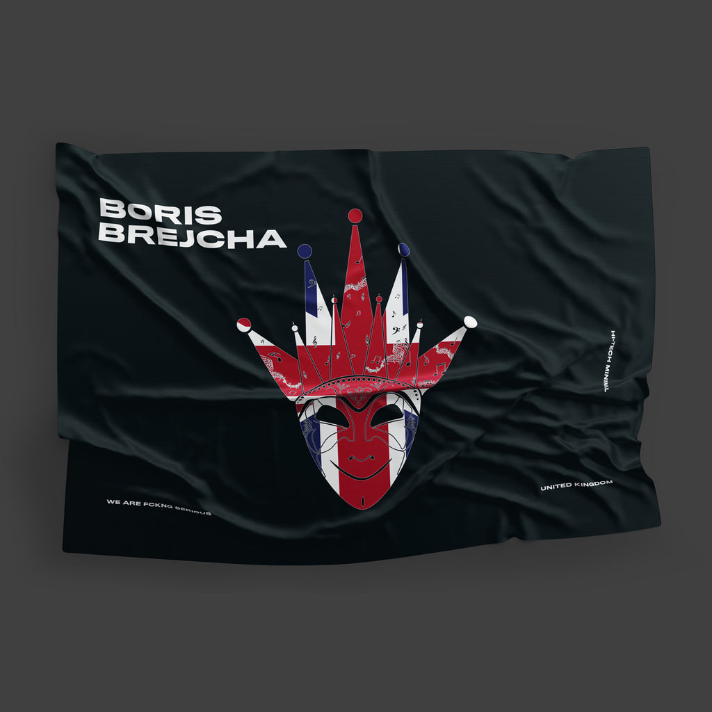 Boris Brejcha - United Kingdom Flag