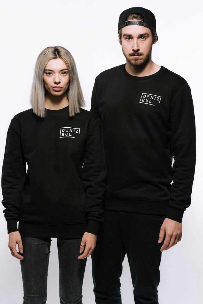 Deniz Bul - The World needs MORE Techno Sweatshirt