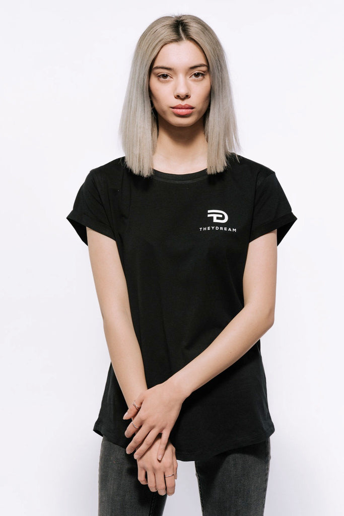 Theydream - Logo T-Shirt Women