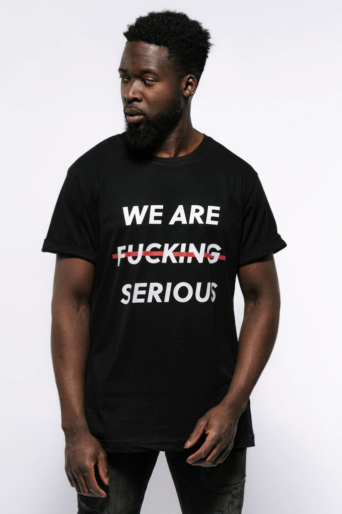 FCKNG SERIOUS - WE R FCKNG SERIOUS T-Shirt Men