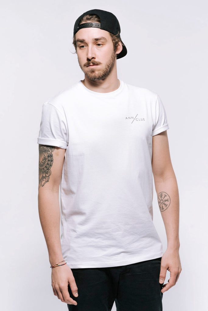 Ann Clue - Logo T-Shirt Men