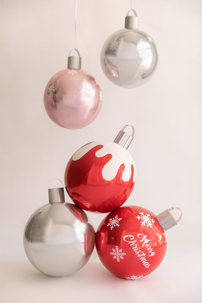 All Balloon Ornaments DIY