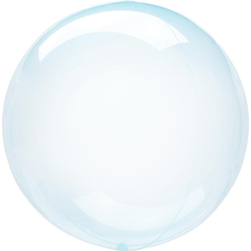 18 inch Crystal Clearz - Light Blue