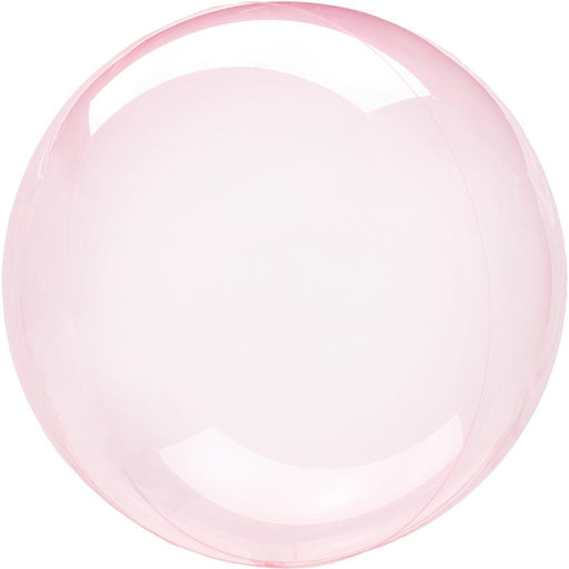 10 inch Crystal Clearz - Dark Pink