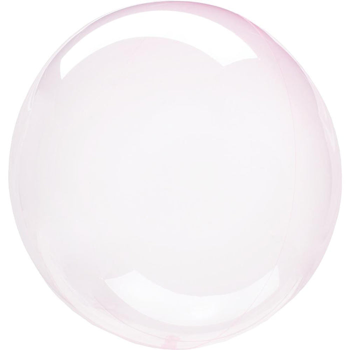 18 inch Crystal Clearz - Pink
