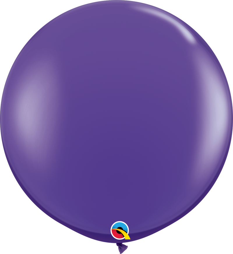 3 ft Latex Balloon - Single Balloon