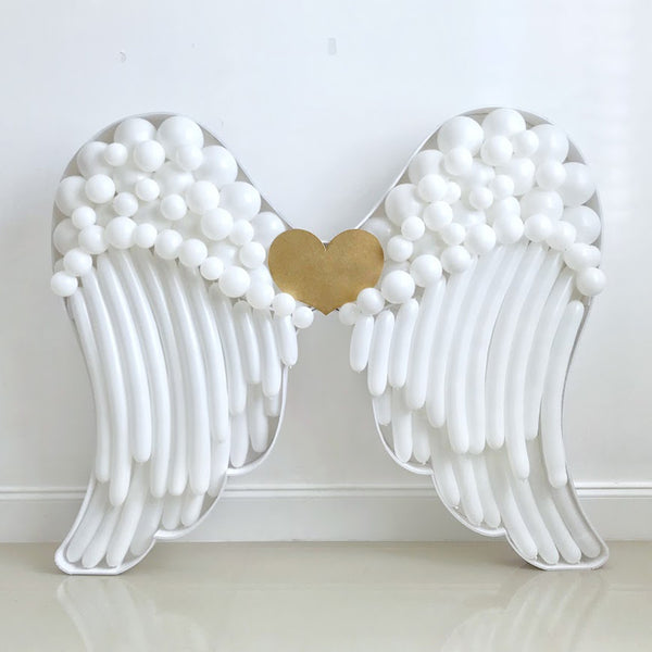 Angel Wings BALLOON MOSAIC™ digital design template