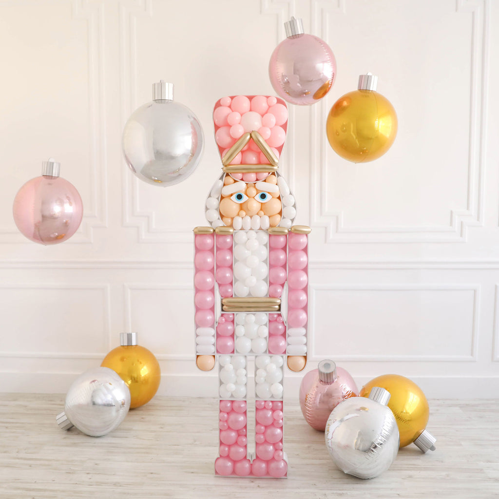 Nutcracker Balloon Mosaic