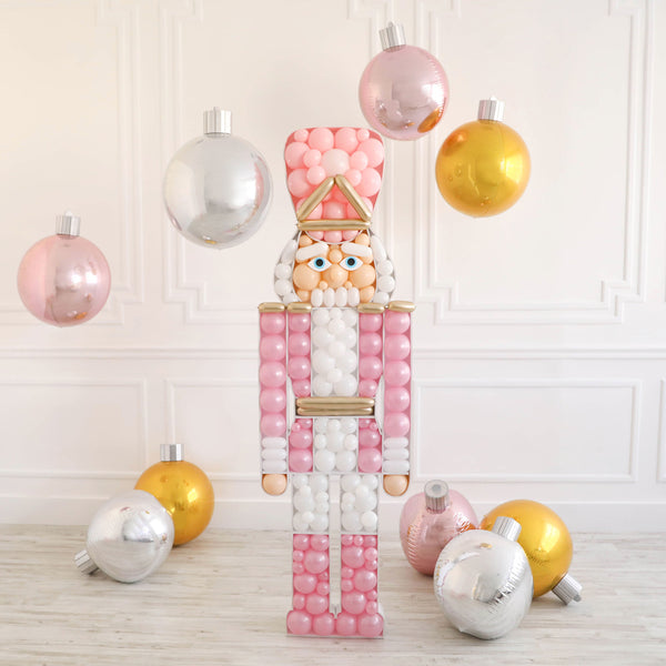 Nutcracker BALLOON MOSAIC™ digital design template