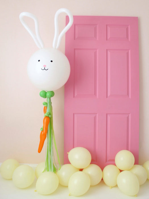 DIY Big Bunny Balloon Kit