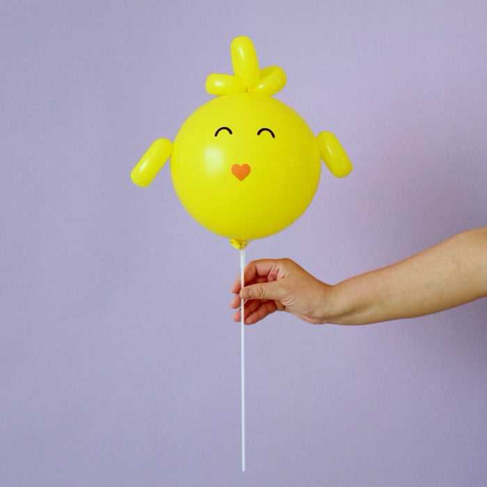 DIY Chick Balloon Kit