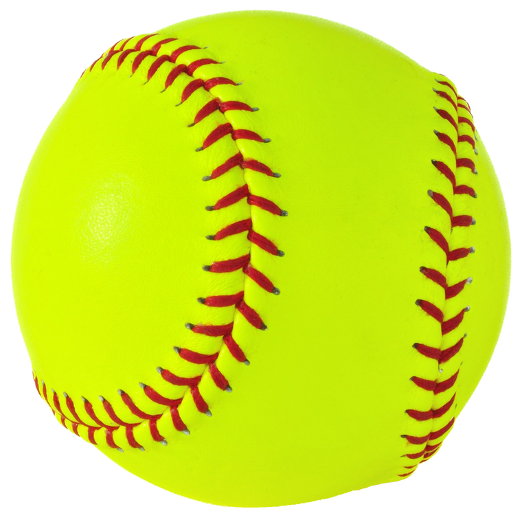 Softball Wall Decal 24