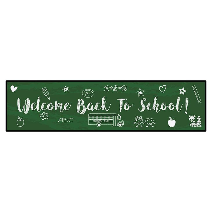 "Back To School Primary Ed Banner 24""x96"""