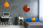 Basketball Wall Decal 24""