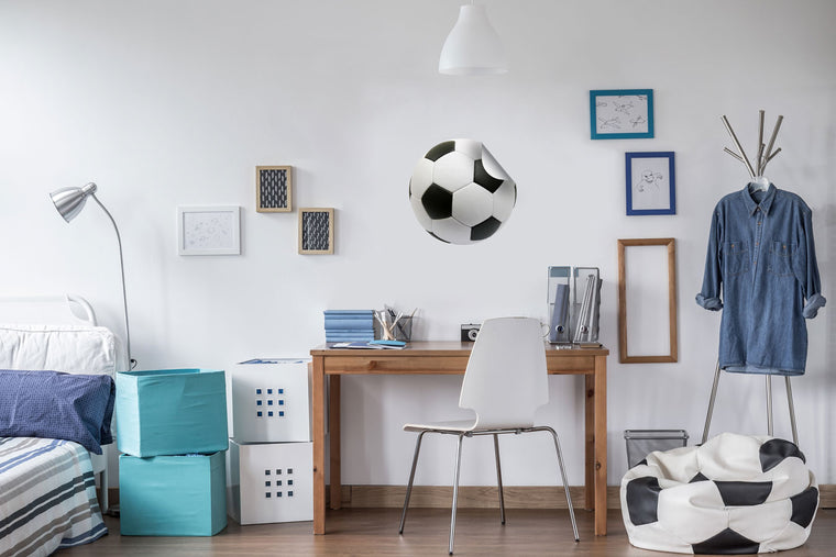 Soccer Wall Decal 24
