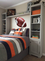 Football Wall Decal 24""