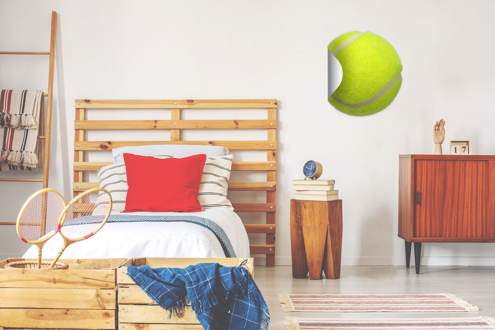 Tennis Wall Decal 24""