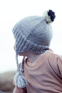 Sunrise Beanie - Grey