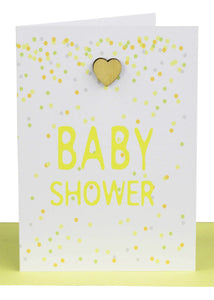 Baby Greeting Card Baby Shower - Large