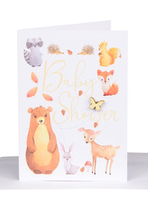 Baby Greeting Card Baby Shower - Small