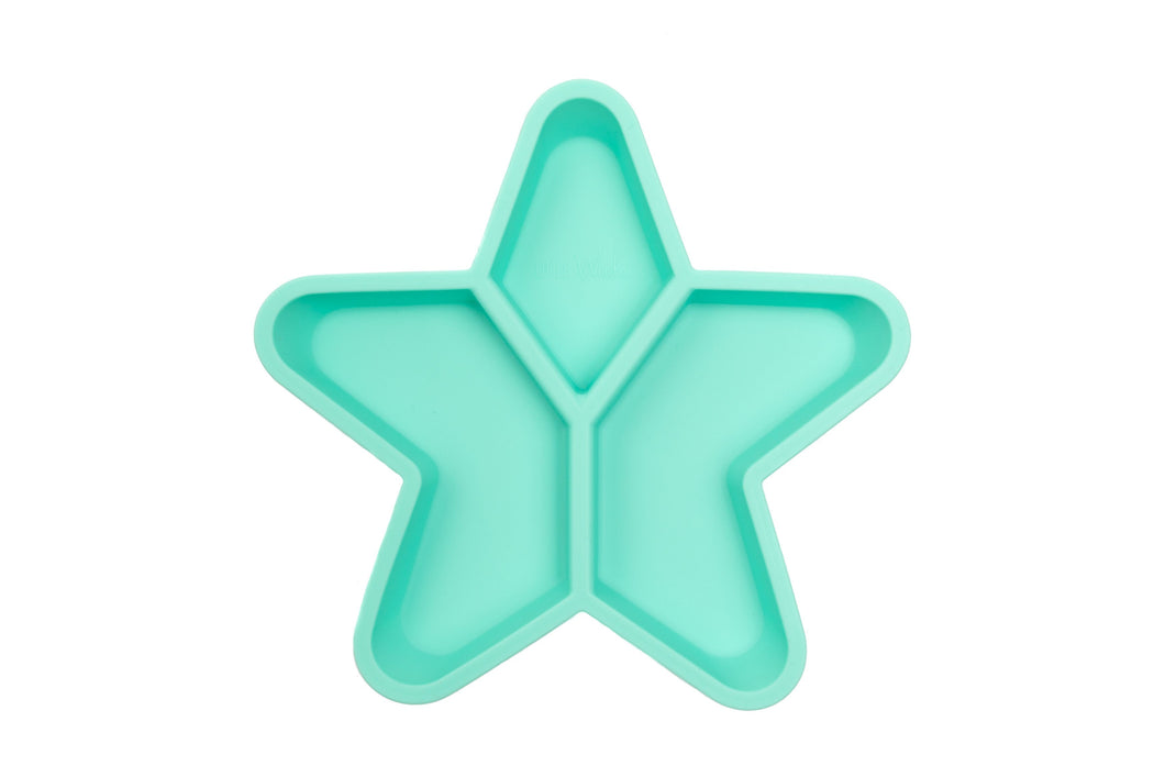 Silicone Divided Star Plate