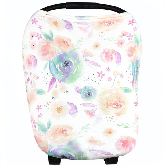 5-in-1 Multi Use Cover - Bloom