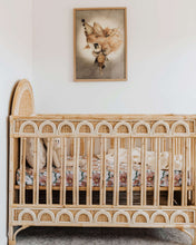 Load image into Gallery viewer, Fitted Cot Sheet - Florence