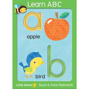 Little Genius Giant Flash Cards - ABC