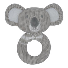 Load image into Gallery viewer, Kevin the Koala - Knitted Rattle