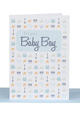 Load image into Gallery viewer, Baby Greeting Cards Boys - Large