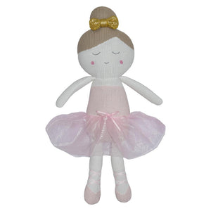 Sophia The Ballerina - Knitted Toy