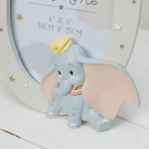 Dumbo Round Photo Frame