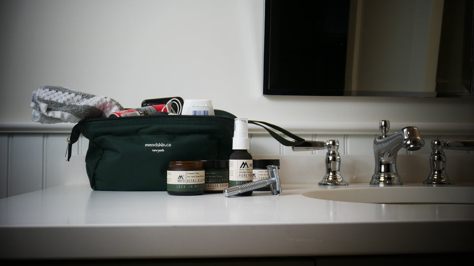 Men'd Toiletry Bag