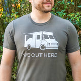 We Out Here Short-Sleeve Unisex T-Shirt