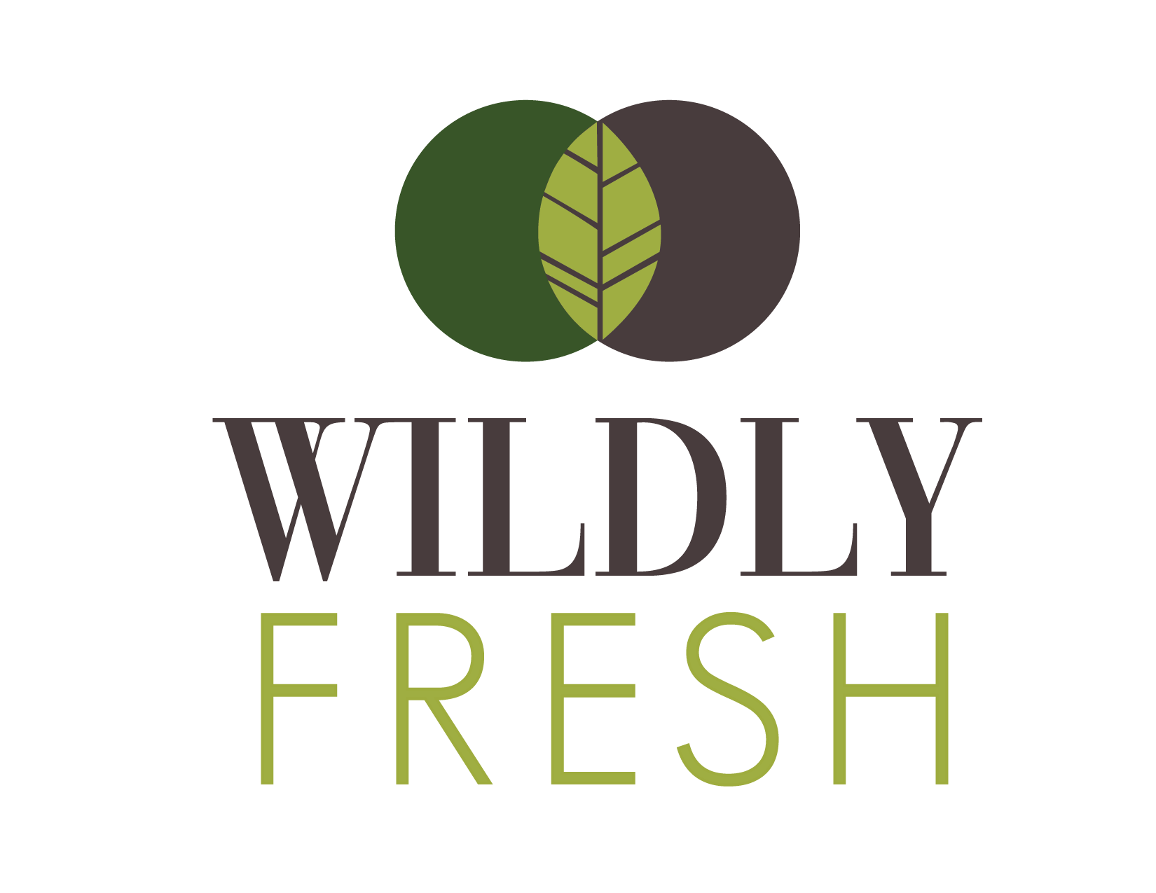 Wildly fresh logo