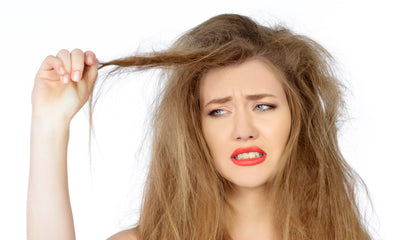 How To Stop Hair From Tangling & Knotting