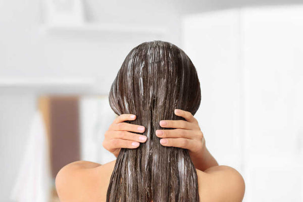 Condition your hair every time you shower